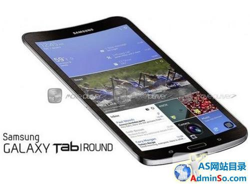传三星将推出Galaxy Tab柔性屏幕平板