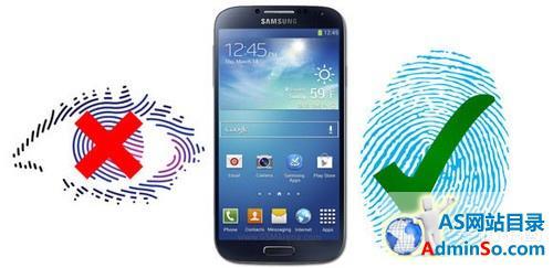 Galaxy S5再曝光 无虹膜识别有指纹扫描