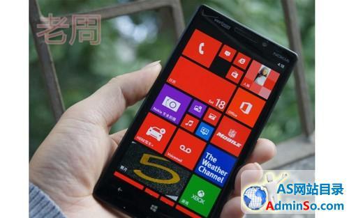 3800元骁龙800 Lumia 929真机首现淘宝
