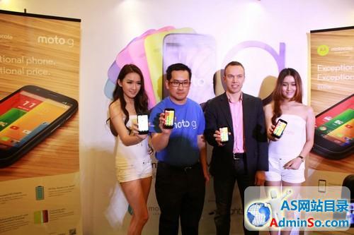 售价210美元 Moto G双卡版抵达马来西亚