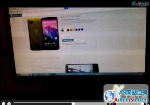 LG Nexus 5也推多彩版 六种新颜色曝光