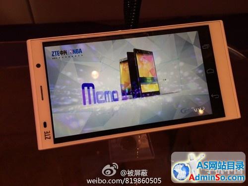 电信首款真八核 中兴青漾2/Memo II发布