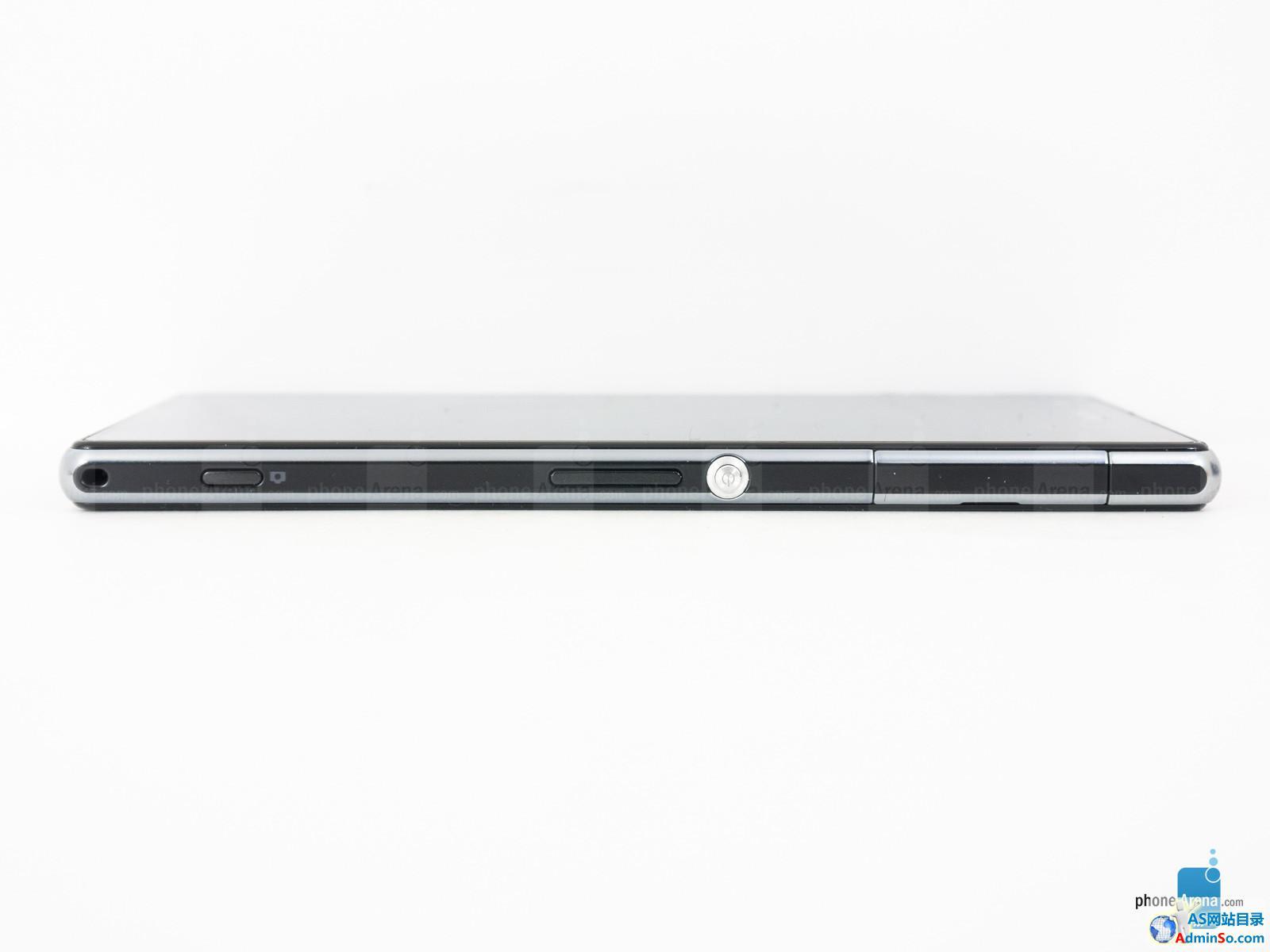 5英寸三防新美机 索尼Xperia Z1S图赏