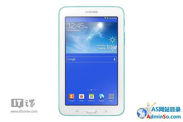 春天到,三星Galaxy Tab 3 Lite换上卖萌色