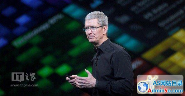 库克:Apple TV非爱好,承诺推新品