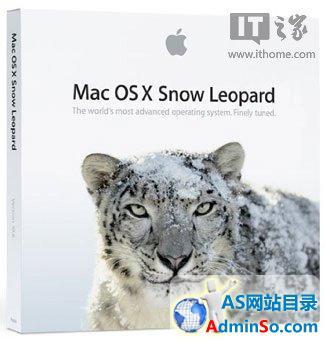 雪豹再见,苹果终止Mac OS X 10.6安全支持