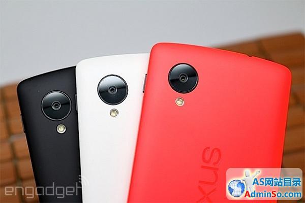这就是骚红Nexus5(上手图集)