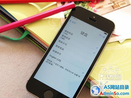 激活量总量逼近4s iPhone 5s售3688元