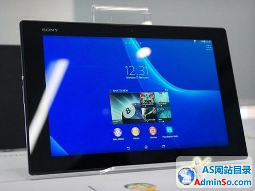 防水性降低 索尼Z2 Tablet放弃防爆膜