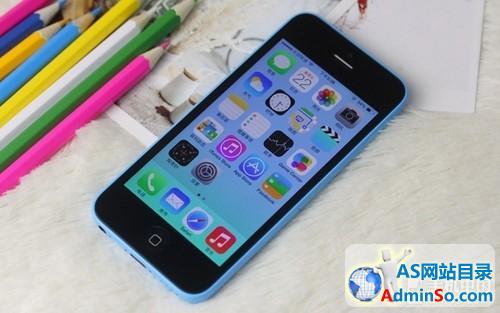 操作流畅外观时尚 行货iPhone 5c仅3550