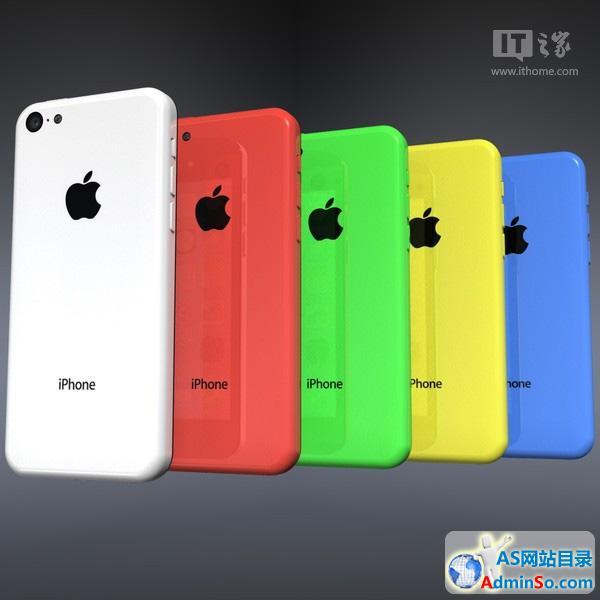 苹果:iPhone5c低于预期,因无指纹识别