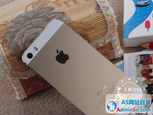 降价快来抢 苹果iPhone 5s国行售4850元
