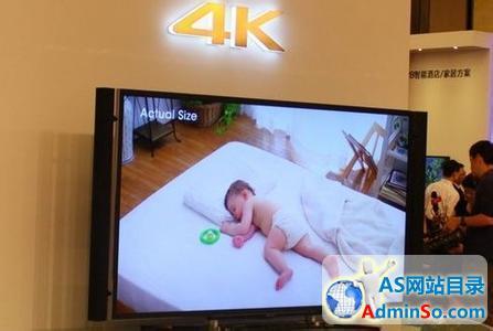 4K电视机在北美崛起 未来十年采用将达50%