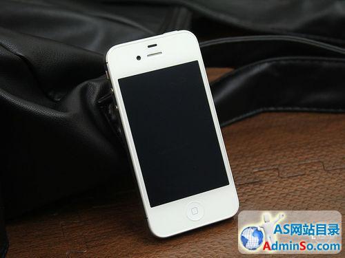 直面体验 苹果iphone4s 8G广州售2060元