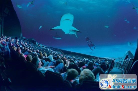 IMAX荧幕不断变小,票价却没降:为啥?
