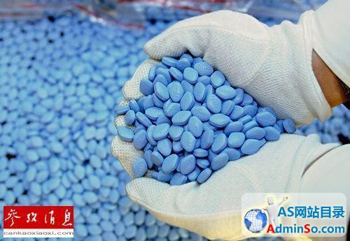 """外媒:中国首个""""伟哥""""仿制药获批 即将上市"""