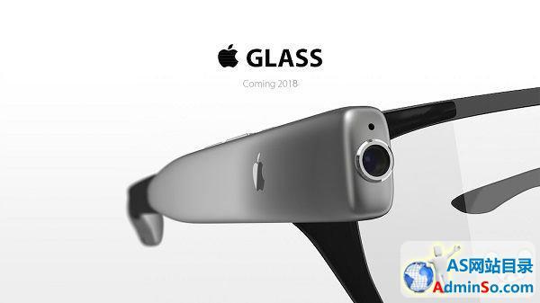 概念Apple Glass:这样的苹果眼镜你会买吗?