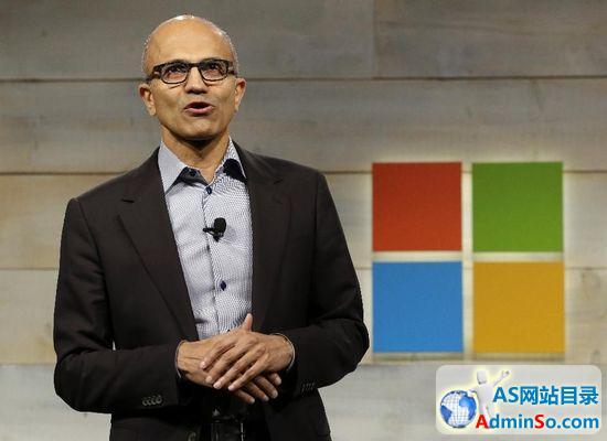 微软新CEO薪酬840亿美元 已获董事会批准