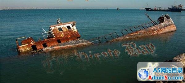 海盗湾遭突击检查,网站被封杀
