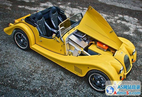 手动挡的电动跑车你见过吗?