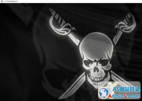 海盗湾挂出海盗旗 即将复活?