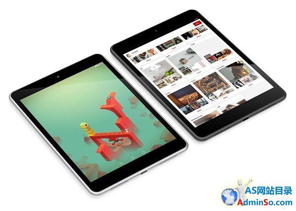 诺基亚N1对比iPad mini 外形相似,配置强大