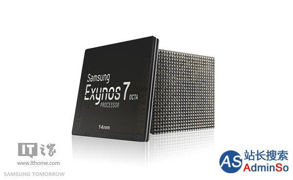 率先用上14纳米工艺 三星S6处理器量产开始