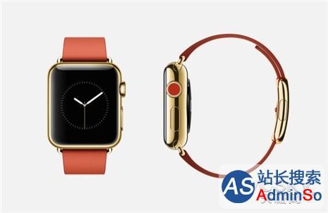 购买者的好消息 Apple Watch配件将同步售卖