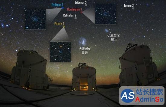 暗物质之谜或将解开 银河系有新发现