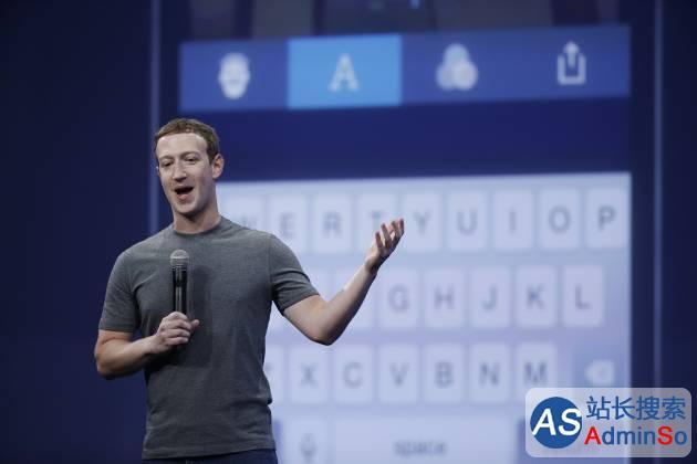 既做平台 还推物联网 扎克伯格这次想连接一切