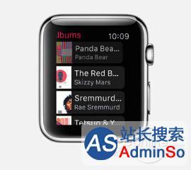 Apple Watch;Apple Watch内置