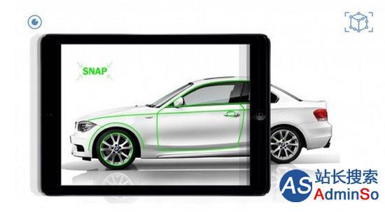 平板就能看超跑 法拉利推增强现实应用