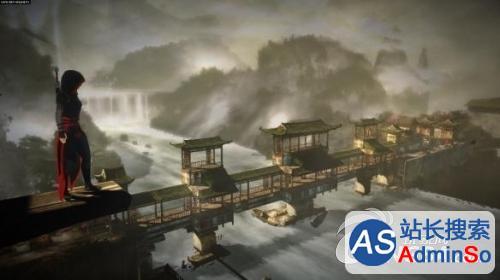 《刺客信条 中国》画面音效及游戏性体验心得