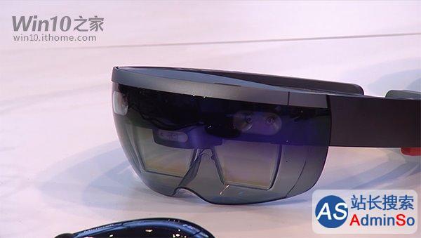 亮点多多 微软Win10全息眼镜HoloLens开发