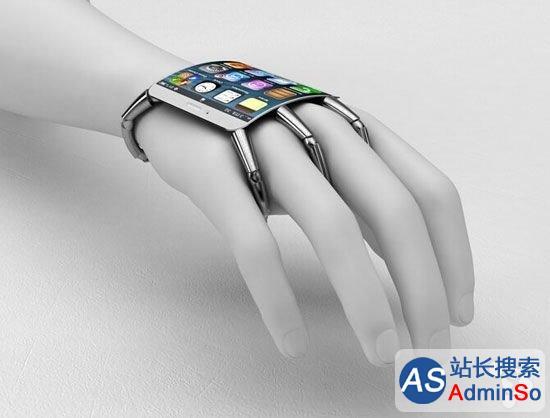 五款可以把科技穿在身上的概念作品