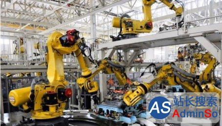 机器人抢饭碗引关注 德国工业4.0