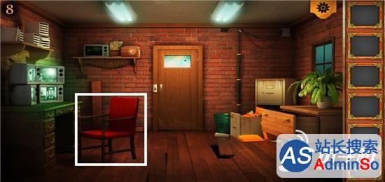 密室逃脱:逃出博物馆攻略 第8关怎么过关
