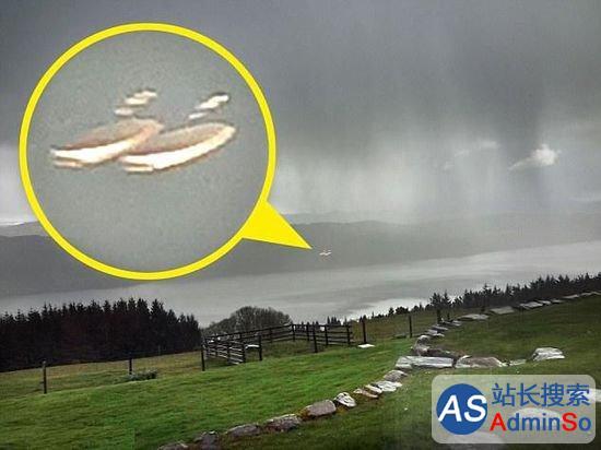 还有UFO 尼斯湖不仅有水怪