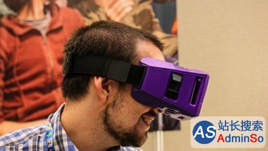 兼容谷歌纸板眼镜应用,售价好评 Merge VR问世