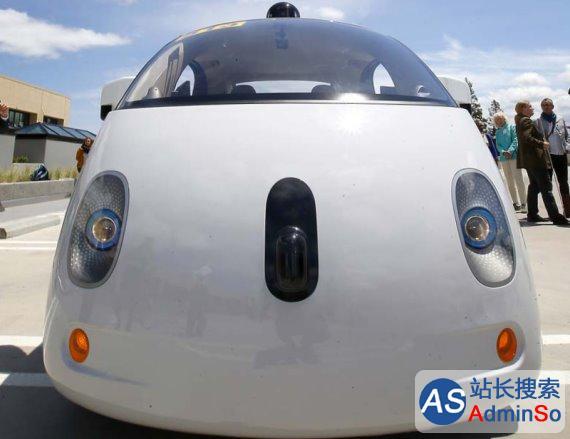 险与竞争对手车辆相撞 谷歌无人汽车抢线