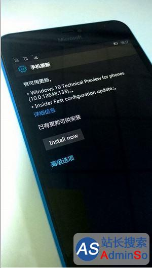 win10手机预览版10149下载点击安装没有反应解决办法