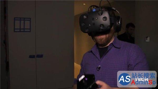 体验世界首家虚拟现实主题公园 令人期待