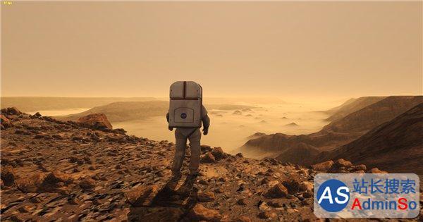揭示电影《火星救援》中真实火星地形 NASA公布高清图片