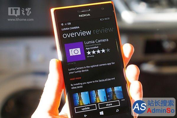 视频录制错误修复 WP8.1版《Lumia专业拍摄》更新