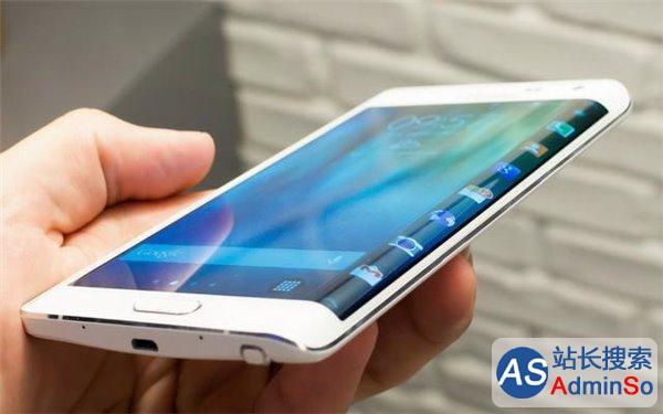 下一代高端智能手机拥抱曲面屏 观点