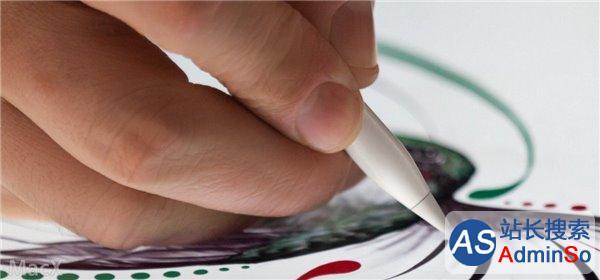 支持Lightning接口 苹果Apple Pencil将标配适配器