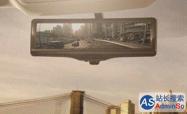 实时拍摄车后画面 日产赛车将用上智能后视镜
