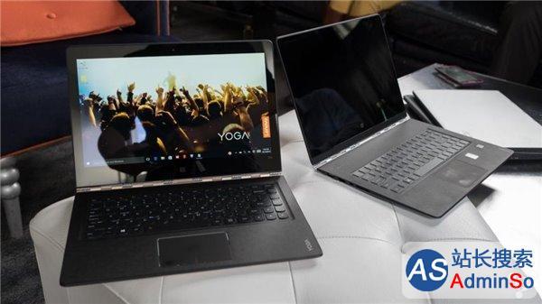 "微软Surface Book是YOGA系列""表弟"" 联想杨元庆"