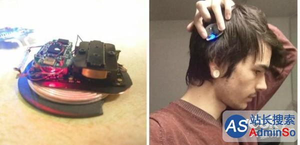 颠覆iPhone?来自黑魔法手机将植入你的头部