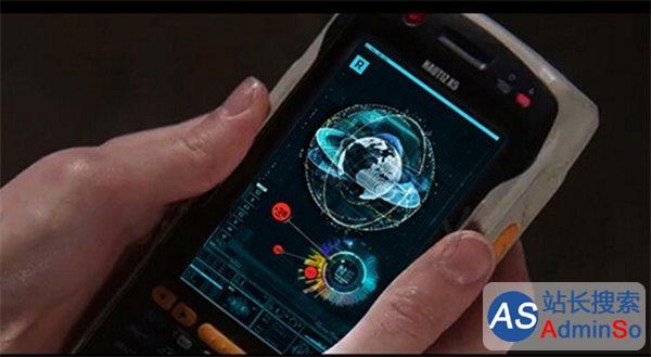 科幻电影中的手机UI为啥没人模仿?